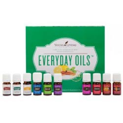 Young Living Everyday Oils Essential Oils Collection