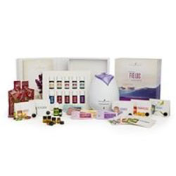 Young Living Starter Kit With Home Diffuser